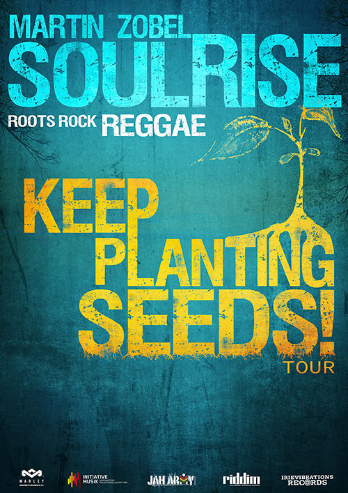 Keep Planting Seeds! Tour